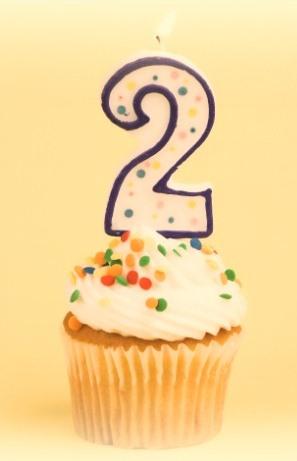 blog anniversaire 2 ans