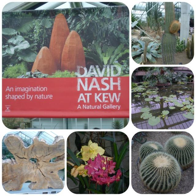 kew gardens  David Nash