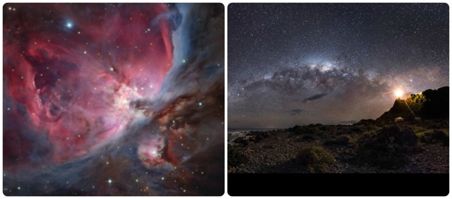 Astronomy photographer winners