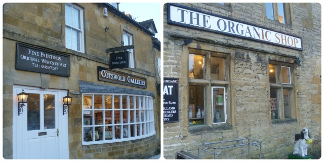 Cotswolds shop