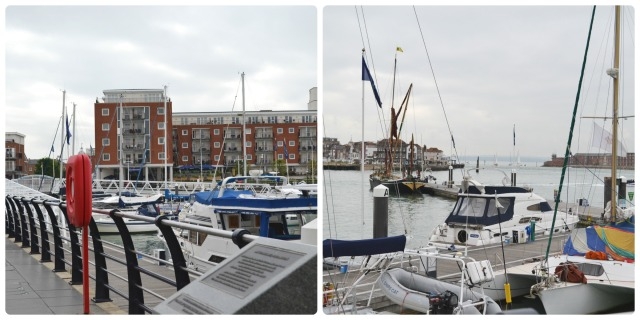Gunwharf quays